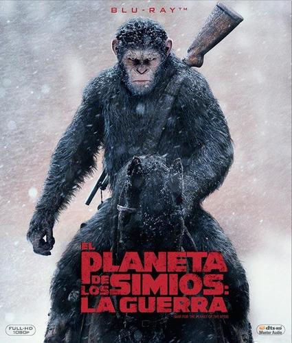 dvd el planeta de los simios la guerra dvd nuevo