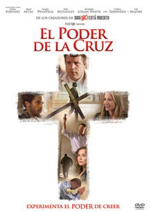 dvd el porder de la cruz pelicula