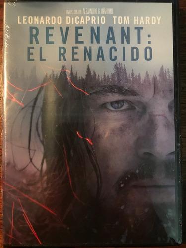 dvd el renacido / the revenant