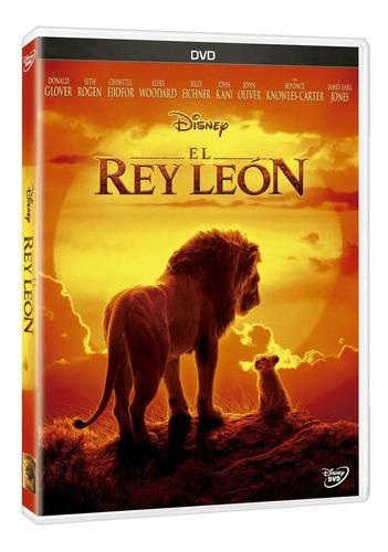 dvd el rey leon 2019 disney original nueva sellada importada