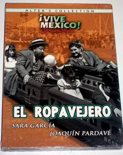dvd el ropavejero (1947) joaquin pardave, sara garcia!! mmu