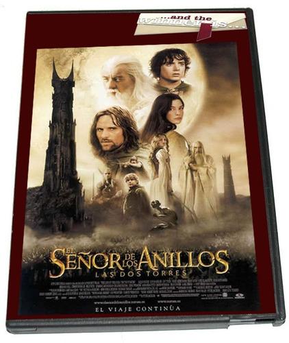 dvd el señor de los anillos 2