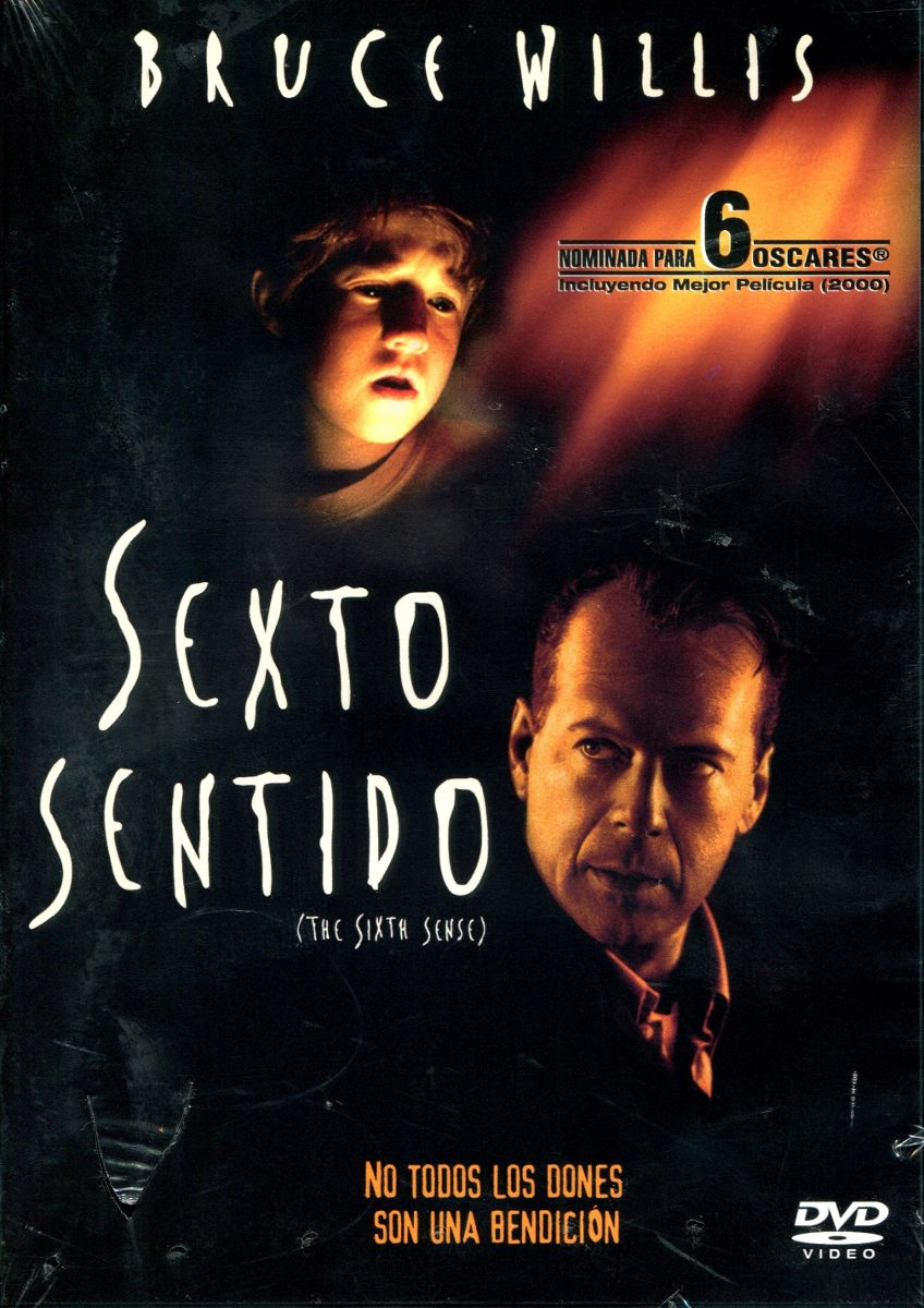 Dvd El Sexto Sentido The Sixth Sense 1999 M Night