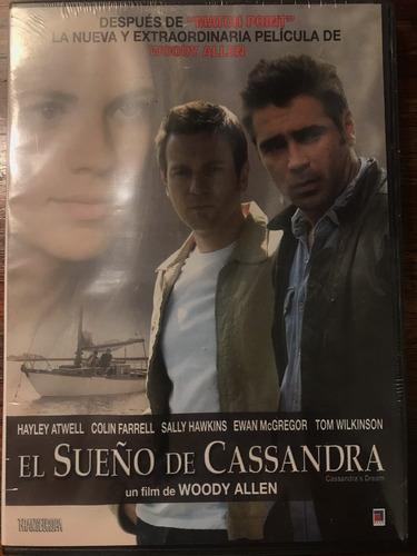 dvd el sueño de cassandra / cassandra´s dream / woody allen