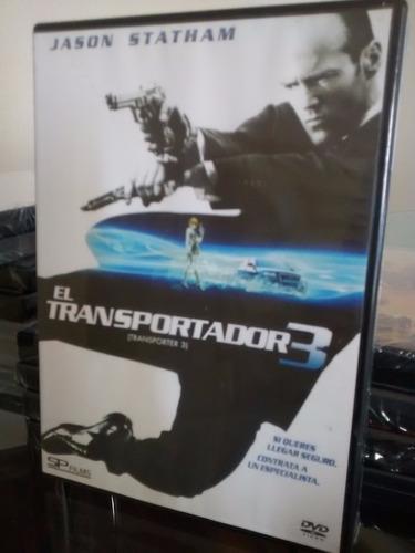 dvd - el transportador 3