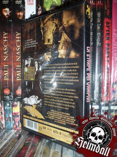 dvd el vampiro terror mexicano german robles edicion euopea
