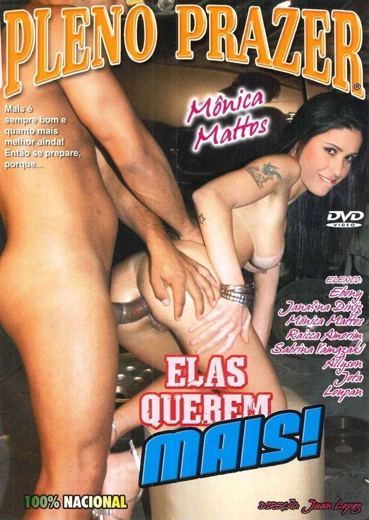 Dvd - Elas Querem Mais! Com Mônica Mattos (usado) - R$ 17,91 em ...