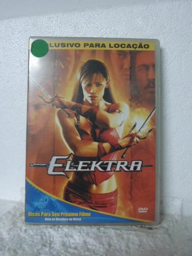 dvd elektra - original