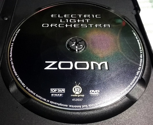dvd elo electric light orchestra zoom tour live 2001 !!!!!