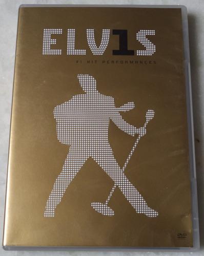dvd elvis 1 hit performances