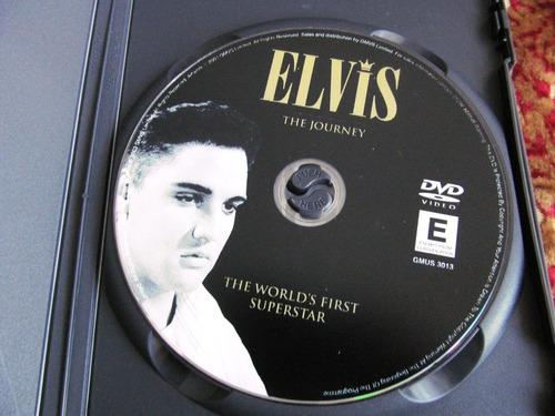 dvd  elvis nacional  original the the journey
