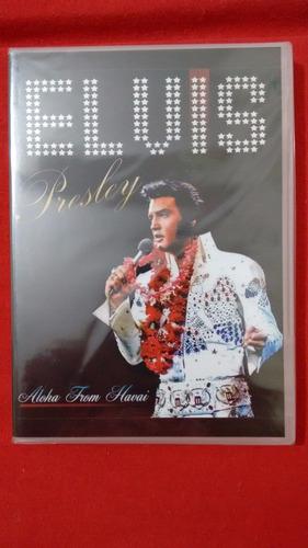 dvd elvis presley - aloha from hawaii