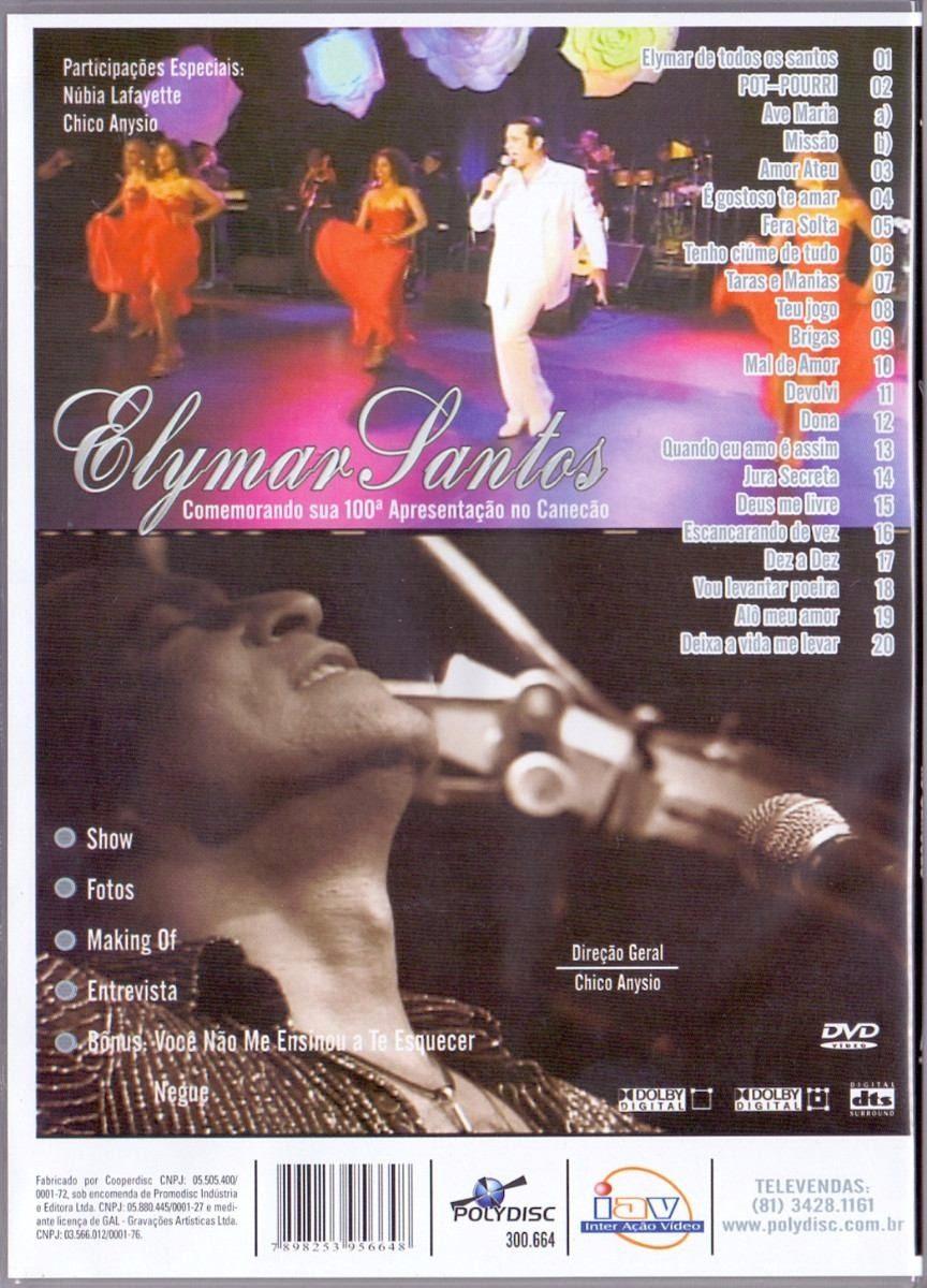 elymar santos dvd