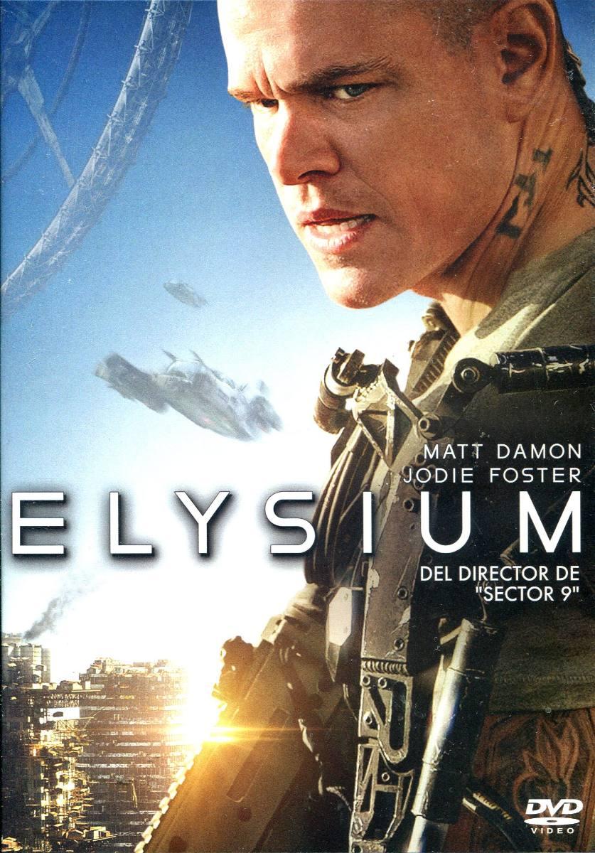 Filmcover: Elysium