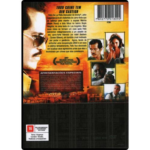 dvd em busca de justiça