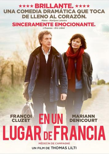 dvd en un lugar de francia de thomas lilti estreno original