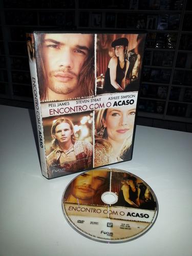 dvd encontro com o acaso - filme original