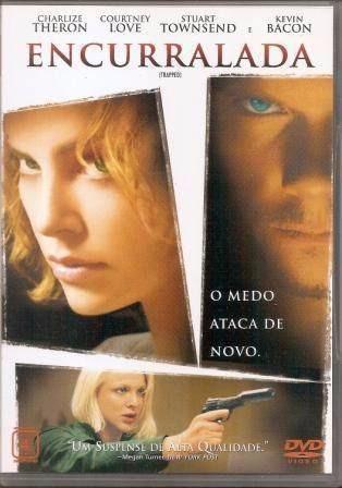dvd - encurralada - original ¿ dublado