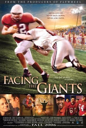 dvd enfrentando a los gigantes