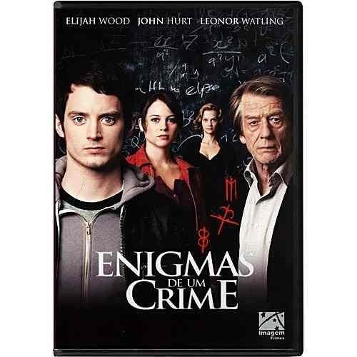 dvd enigma de um crime elijah wood, john hurt