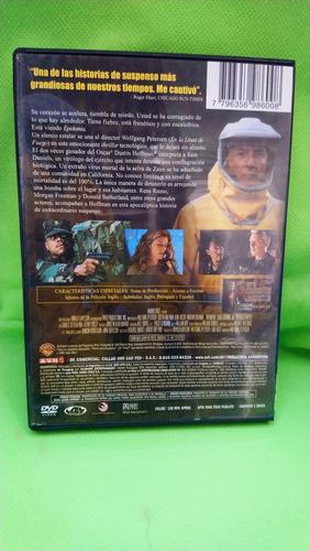 dvd epidemia original. impecable