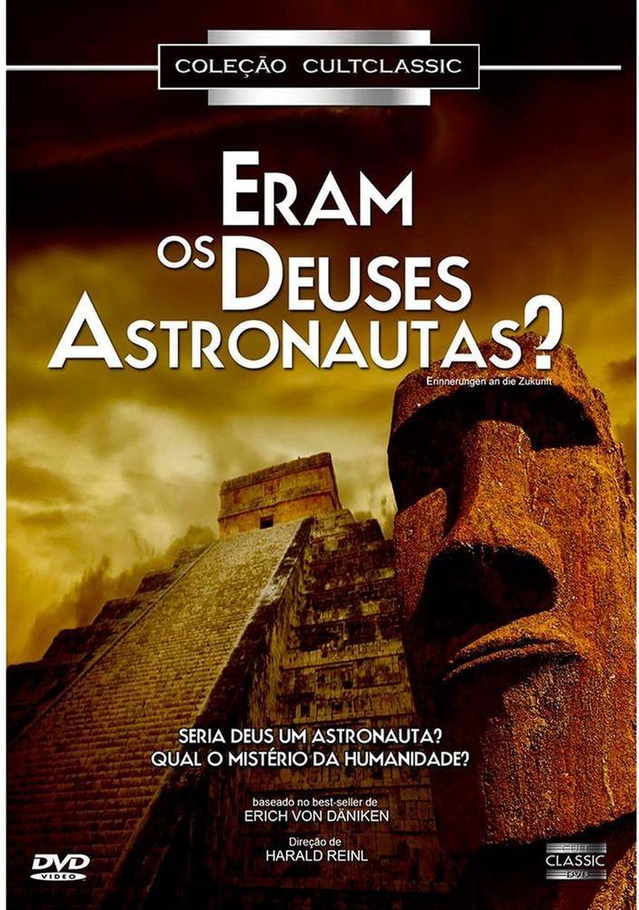 dvd eram os deuses astronautas