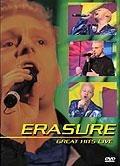 dvd erasure greatest hits live