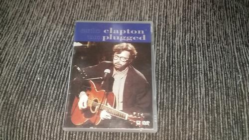 dvd eric clapton unplugged