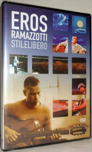 dvd eros ramazzotti - stilelibero