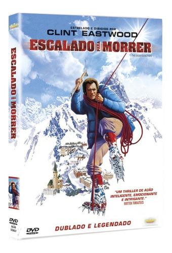dvd escalado para morrer clint eastwood george kennedy 1975+