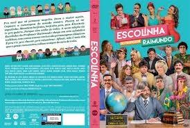 dvd escolinha do professor raimundo
