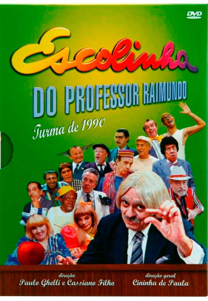 gratis dvd a escolinha do professor raimundo