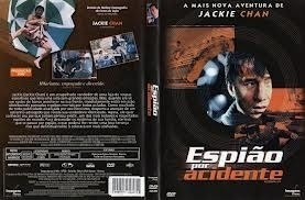 dvd espiao por acidente jackie chan