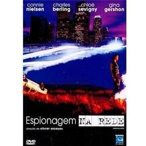 dvd espionagem na rede