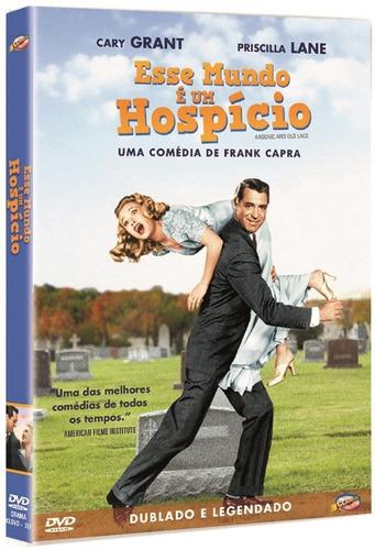 dvd esse mundo e um hospicio classicline bonellihq l19