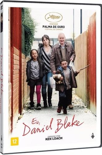 dvd eu, daniel blake - ken loach (lacrado) - imovision