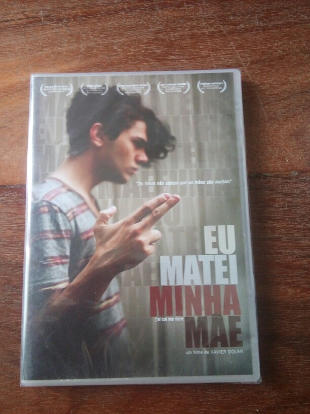 Dvd Eu Matei Minha Mae Xavier Dolan