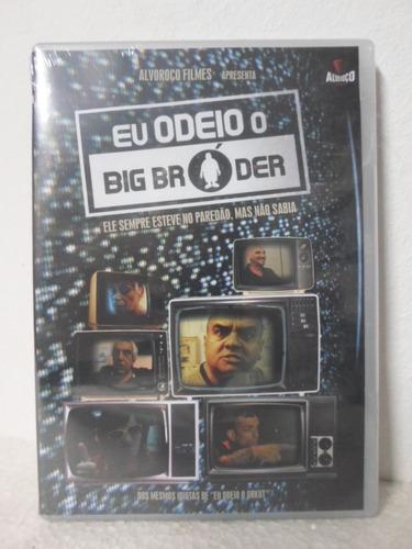 dvd eu odeio o big broder - original