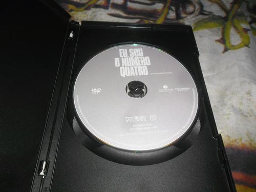 dvd eu sou o número quatro