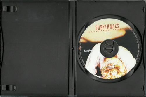 dvd eurythmics - live - 1987