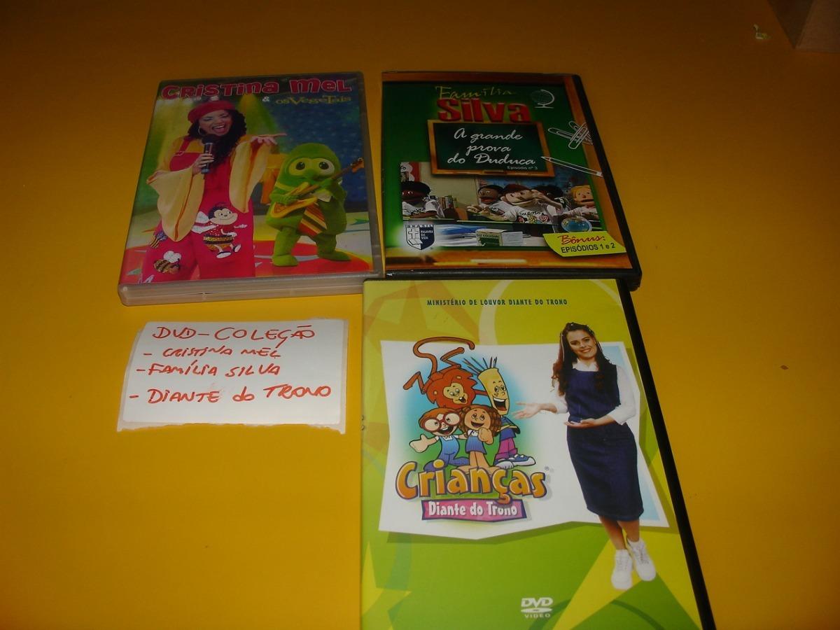dvd da cristina mel e os vegetais gratis
