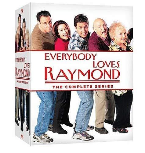 dvd : everybody loves raymond: the complete series (v (vfrx)
