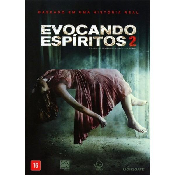 evocando espiritos 2 dvd-r