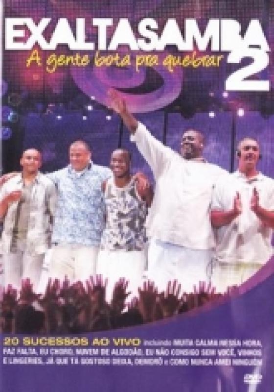 novo dvd do exaltasamba 2011