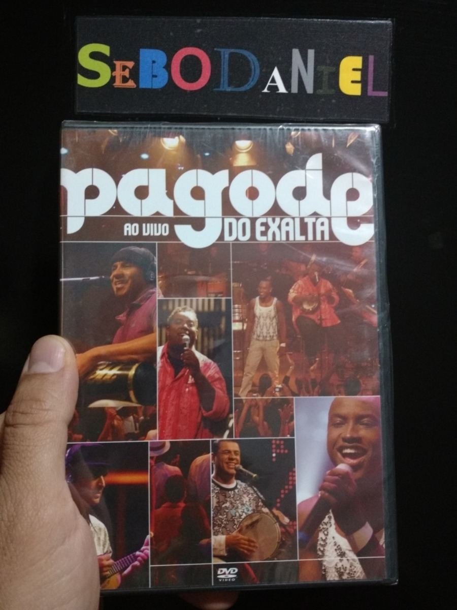 audio do dvd exaltasamba pagode do exalta