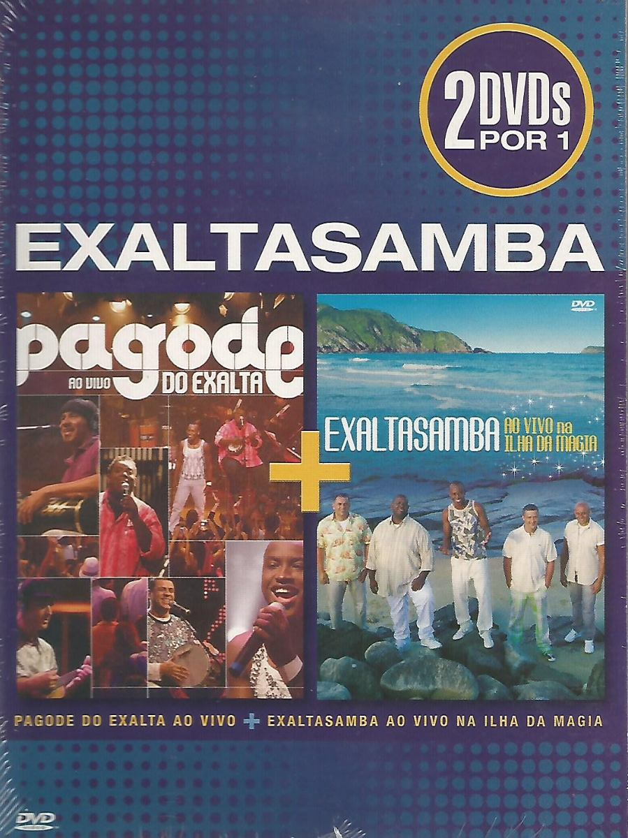 audio do dvd exaltasamba na ilha da magia