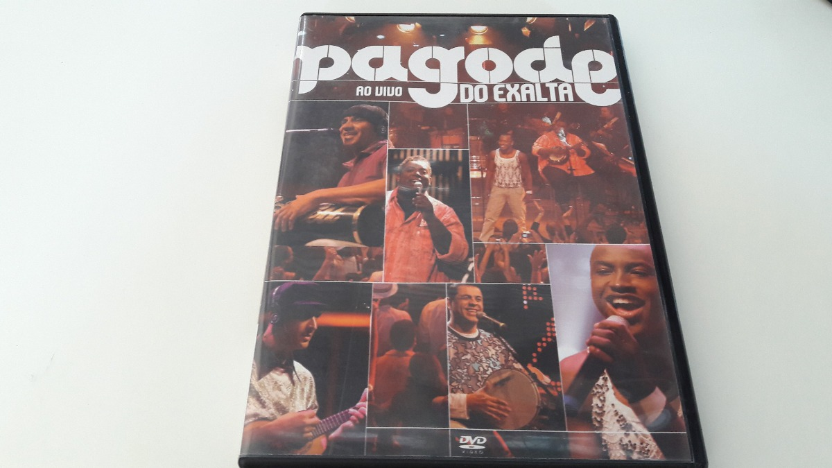 dvd exaltasamba pagode do exalta gratis