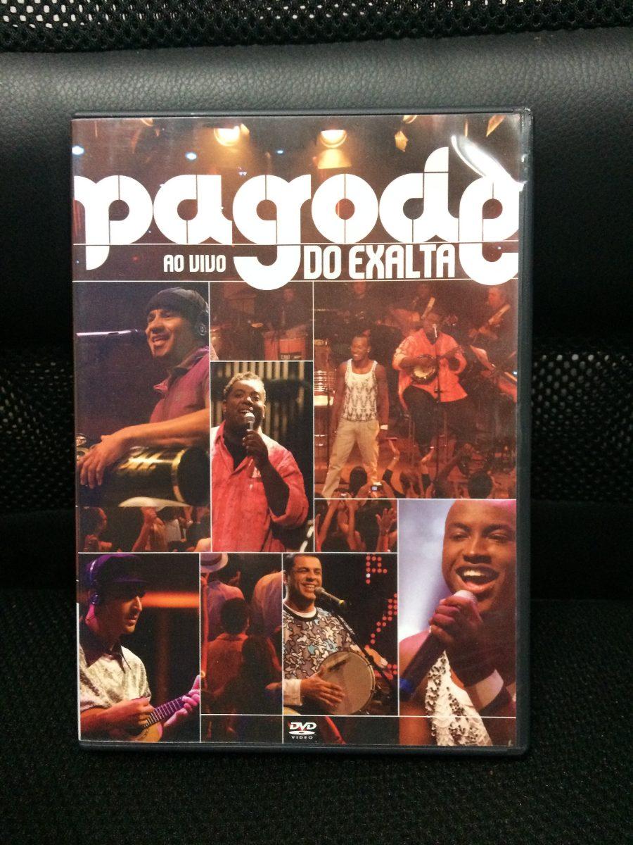o dvd do exaltasamba pagode do exalta
