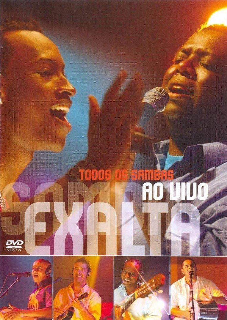 dvd todos os sambas ao vivo exaltasamba