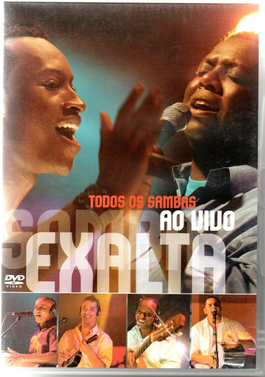 SAMBAS GRATUITO CD EXALTASAMBA DOWNLOAD OS TODOS